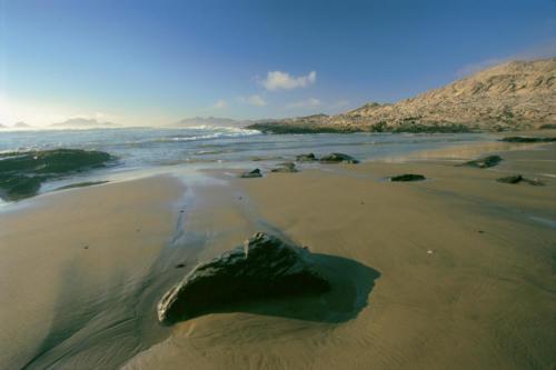Beach at Lüderitz
